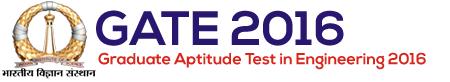 Gate exam 2016