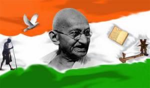 M K Gandhi